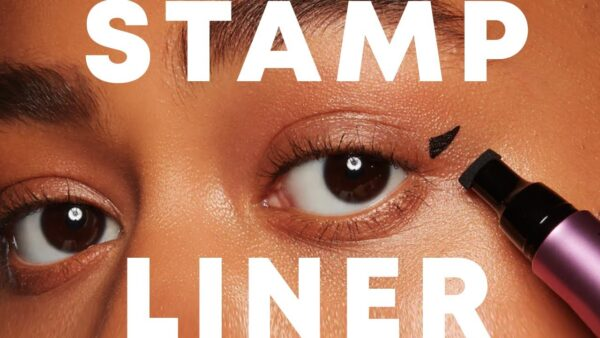 Eyeliner With Wing stamp