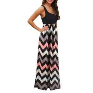 Women Long Boho Lady Beach Summer Sundress
